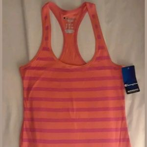 Champion Racerback Striped Tank